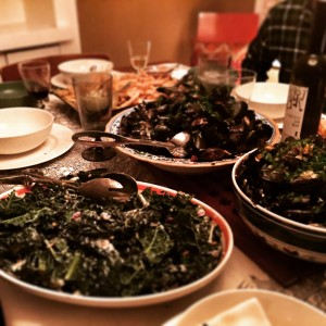 Your moule frite await you.